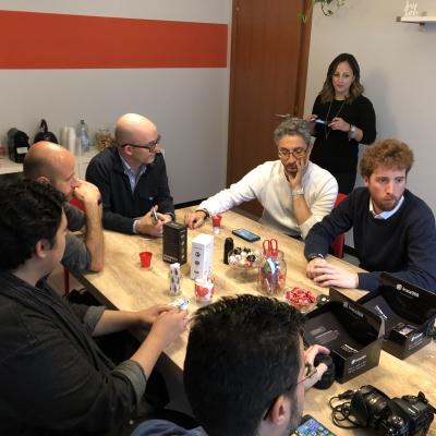 2018 04 10 - Insta 360 - Press Day