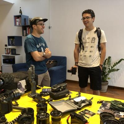 2018 05 24 - Meet Fowa - Roma - Digital PR