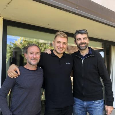 2018 09 27 - Syneto @TheEdge - Desenzano del Garda