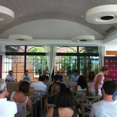 2012 08 03 - Miss Muretto - Press Day