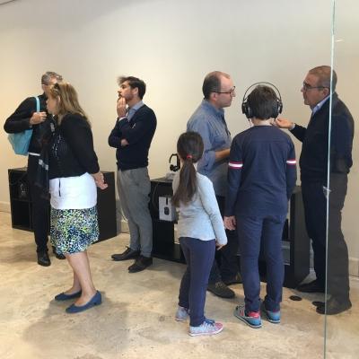 2016 10 08 - Audiogamma - Bowers&Wilkins - Parco della Musica Roma