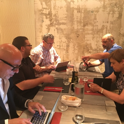 2017 05 30 - Xopero - Press Lunch