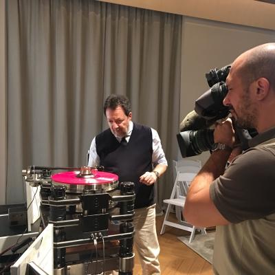 2017 09 28 - Audiogamma - Bowers&Wilkins - Lucio Battisti rimastered