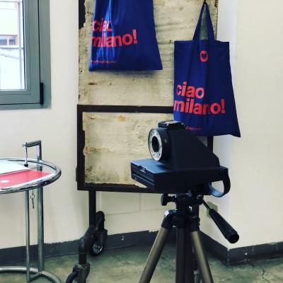 2017 11 08 - Impossible Polaroid Originals @Milano Press Day
