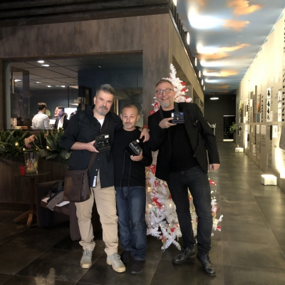 2018 10 09 - Natale a Casa Nital - Press Day