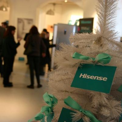 2013 12 03 - Hisense - Press Day