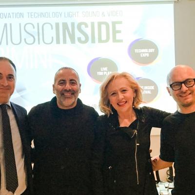2017 03 30 - Music Inside Rimini - Press Day