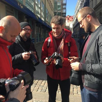 2017 04 05 - Hasselblad - Press Tour - Goteborg