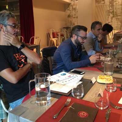 2017 09 25 - TP-Link - Press Lunch