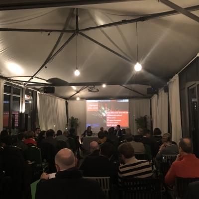 2018 03 22 - Music Inside Rimini - Press Day