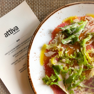 2018 11 14 - Attiva Evolution - Press Lunch