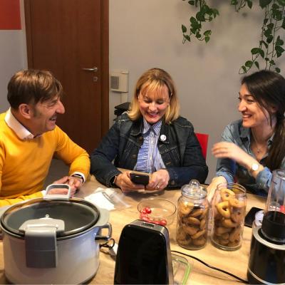 2019 03 19 - Breakfast at Nital's - Digital PR
