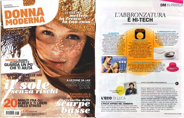 Donna Moderna, June by Netatmo - Donna-Moderna-June-by-Netatmo