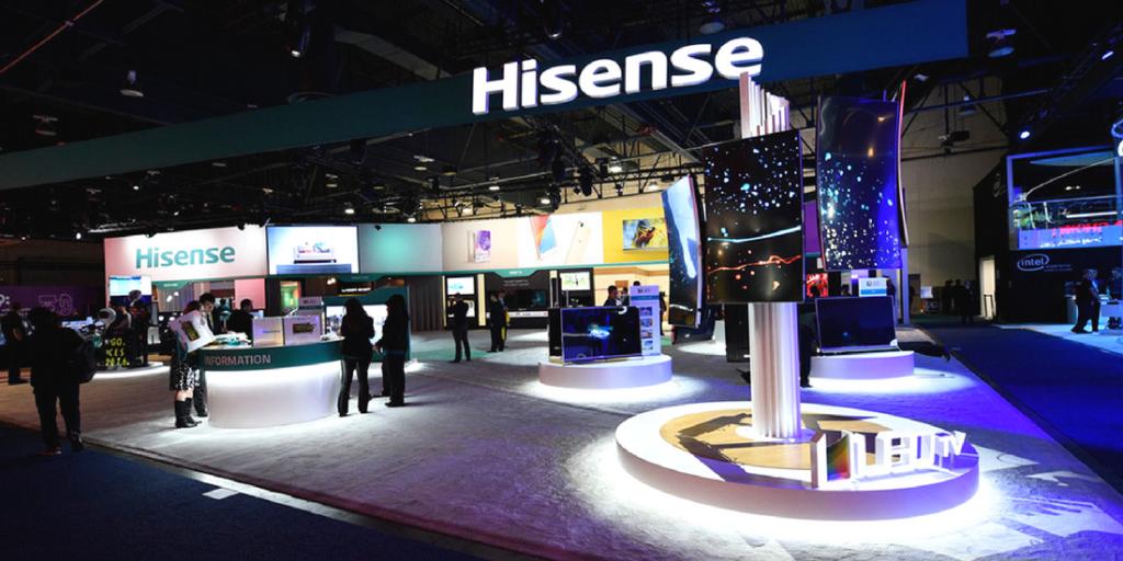 Hisense CES 2017