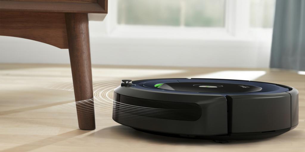 DDay - iRobot Roomba
