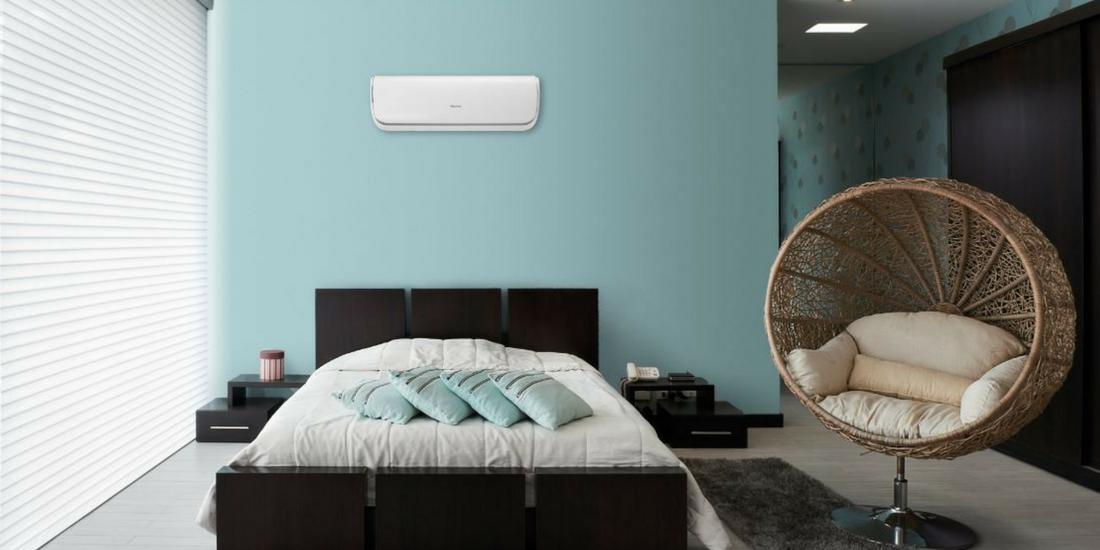 Cose di casa hisense silentium il climatizzatore ecologico for Hisense italia