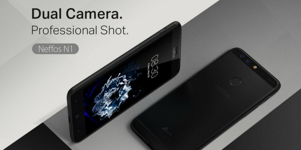 Neffos presenta il nuovo smartphone N1 a IFA 2017