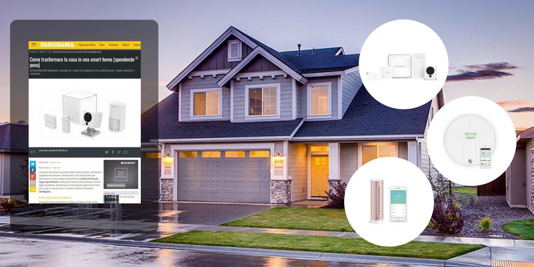 Come trasformare la casa in una smart home (spendendo poco)