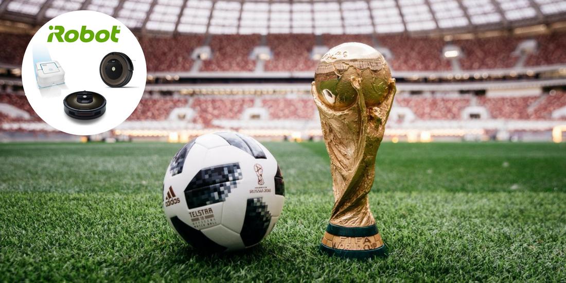 Mondiali 2018 - vince iRobot