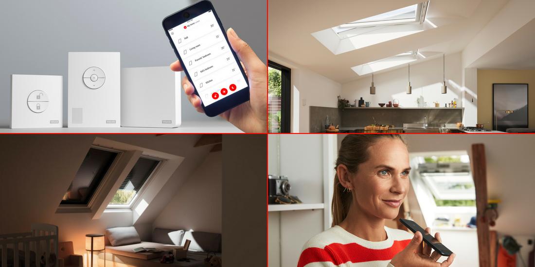 VELUX ACTIVE with NETATMO: novità per la smart home