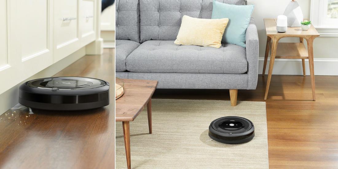 iRobot Roomba e5 - la pulizia quotidiana a 5 stelle