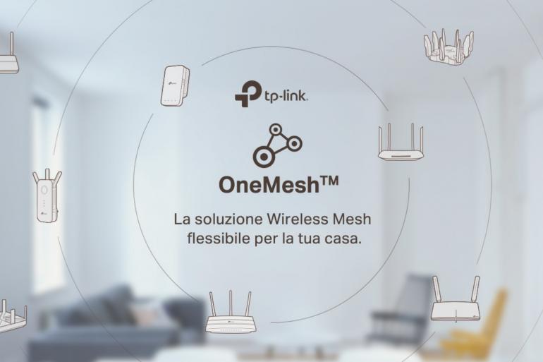 tp-link presenta onemesh
