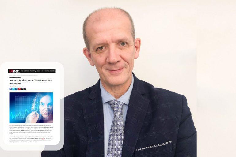 Andrea Bettoni, CEO s-mart