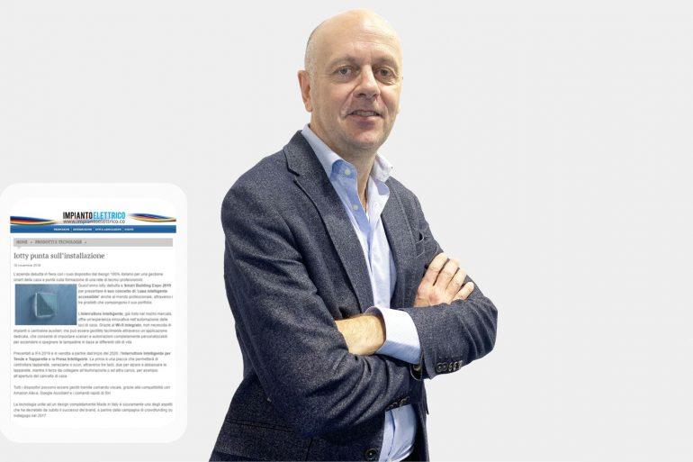 Jeroen Staphorst, Sales Director iotty