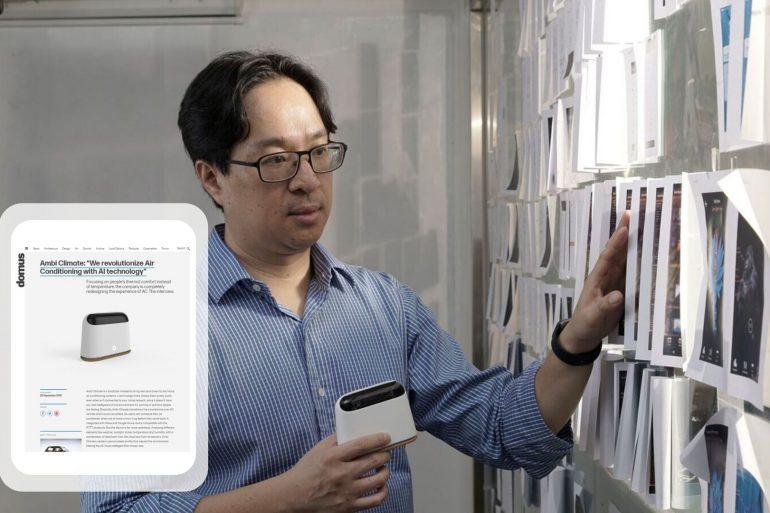Julian Lee, CEO di Ambi Climate