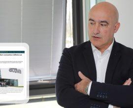 Lorenzo Zanotto, Business Sales Unit Manager di Attiva Evolution