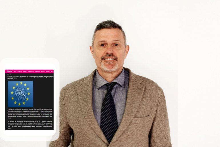 Alessandro Papini, Presidente di Accademia Italiana Privacy