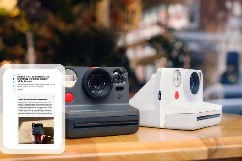 polaroid fotocamera istantanea