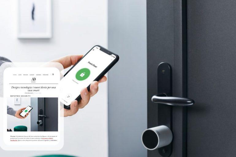 smart home netatmo