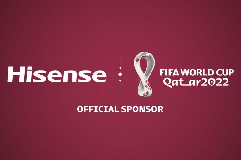 Hisense sponsor fifa