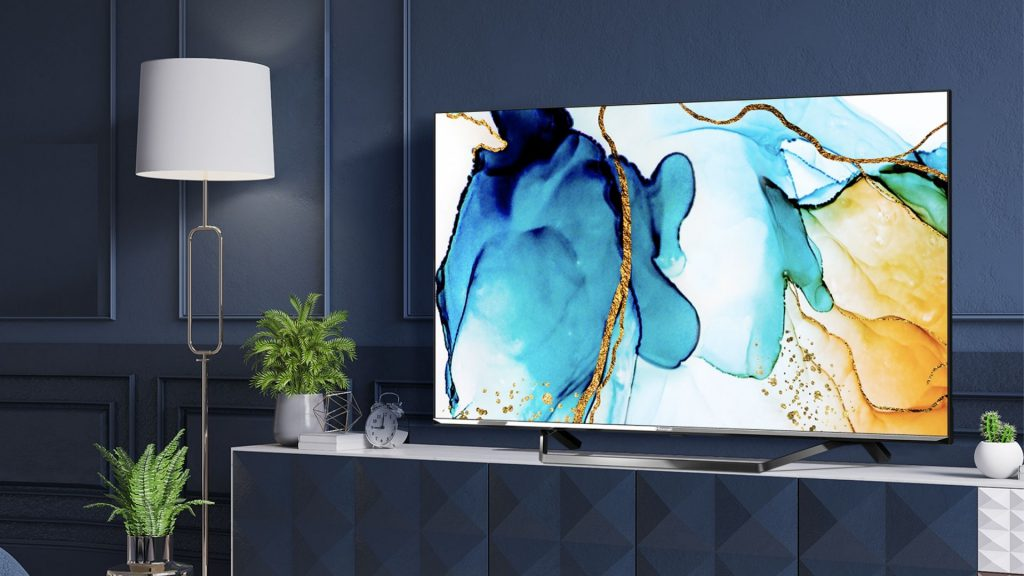 tv uled hisense