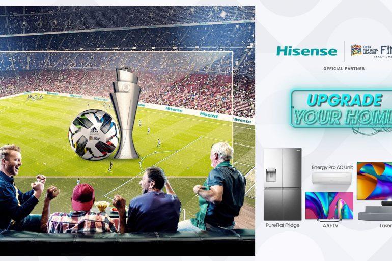 Hisense UEFA