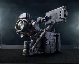 Videocamera cinematografica